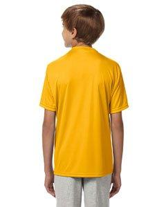 A4 Youth Cooling Performance Crew - Gold - XL