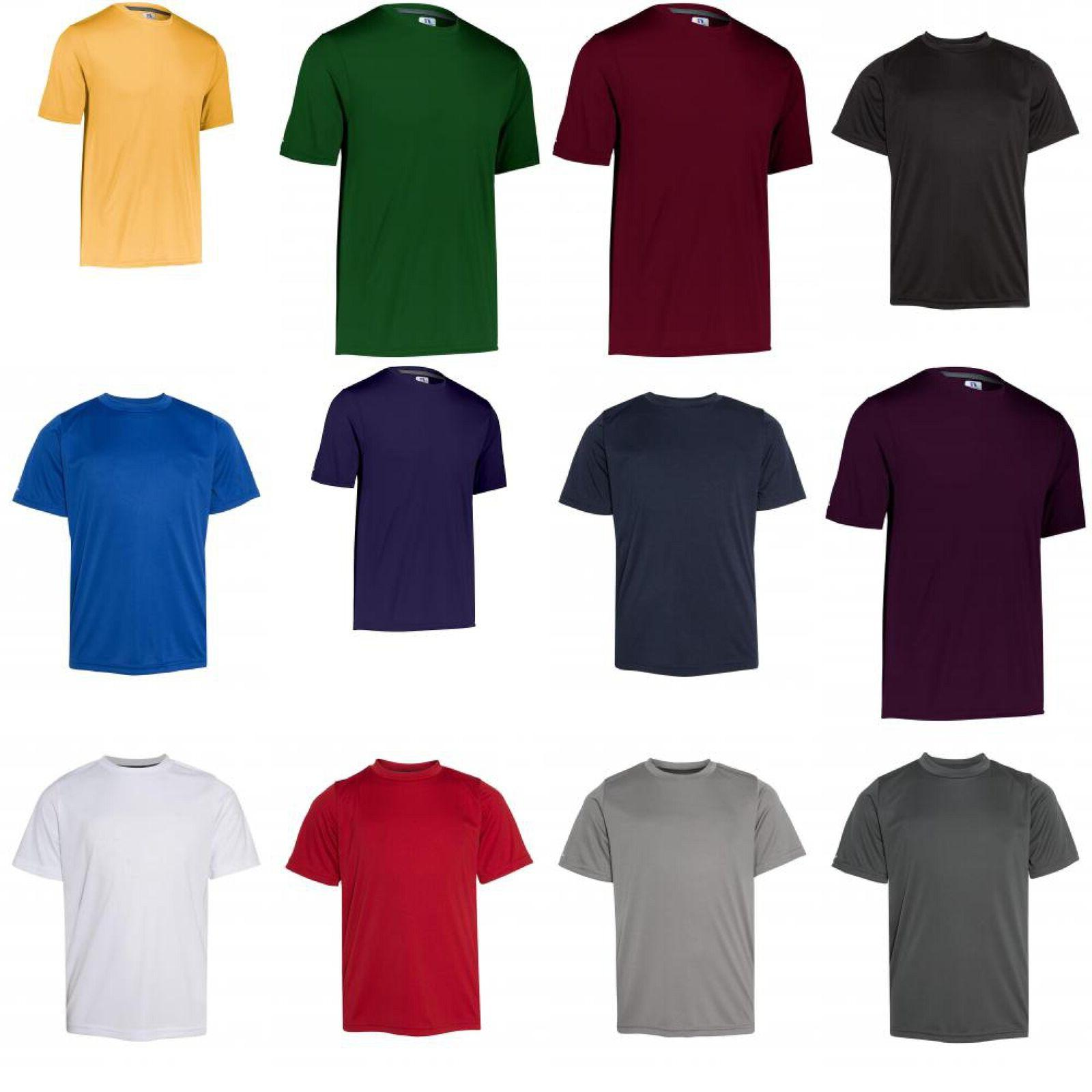 youth core short sleeve performance t shirt