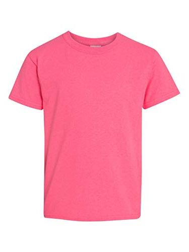 youth heavy cotton t shirt
