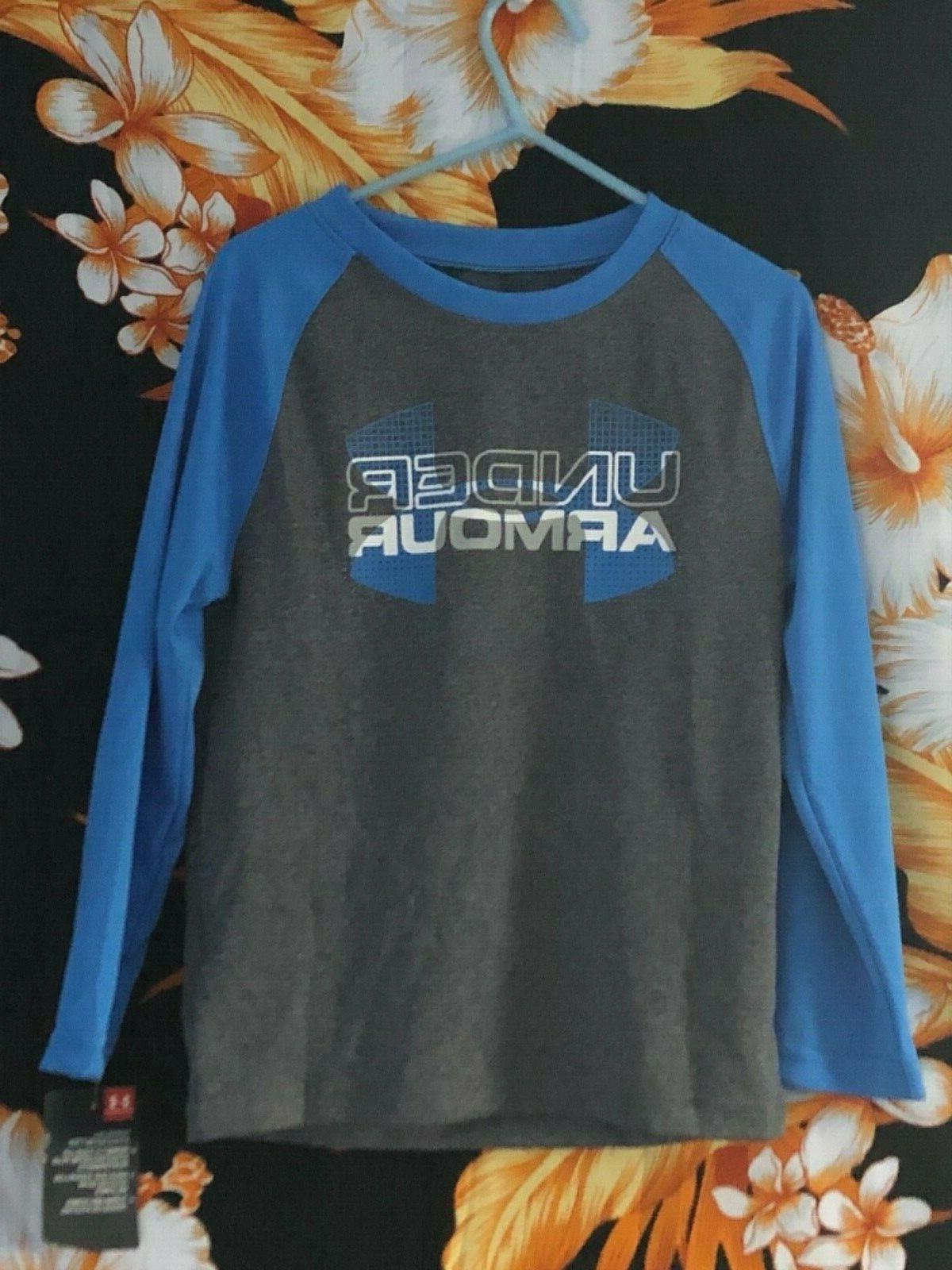 youth long sleeve t shirt size 4