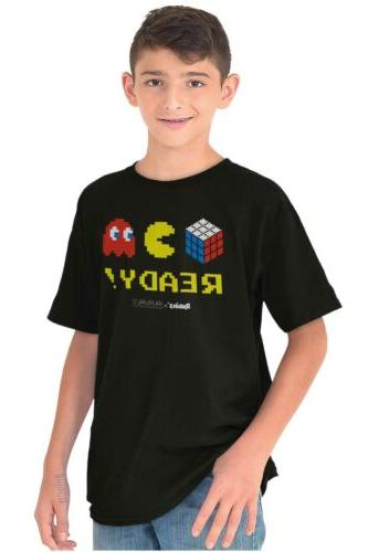 Youth T-Shirt Tees Tshirt For Kids Rubik's Gift