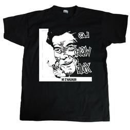 LA's Wasted Youth Reagan's In 1981 Authority Inspired T-Shir
