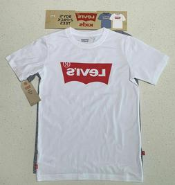 Levi's Youth's 100% Cotton 2 Pack T-Shirts NWT