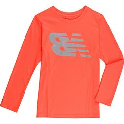 New Balance Little Boys' Performance Tee, Dynomite, 4