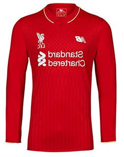 2015-2016 Liverpool Home Long Sleeve Shirt