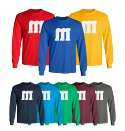 M&M Halloween Costume M and M Costumes Favourite Men's Long