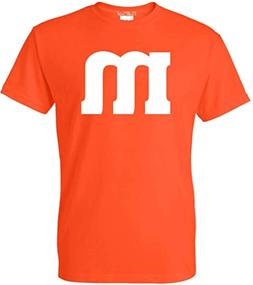 m and m t shirt youth adult