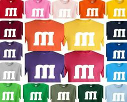 M & M T-Shirt Halloween costume group M and M M&M shirt m&m