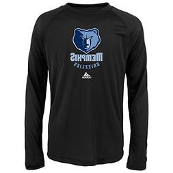 NBA Memphis Grizzlies Boys Youth Full Primary Logo Performan