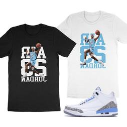 michael jordan unisex t shirt match air