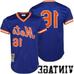 Mitchell & Ness MLB New York Mets - Dwight Gooden 1986 Authe