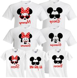 Mom And Dad And Family Vacation 2018 Mickey Minnie Disney TR
