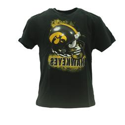 NCAA Official Iowa Hawkeyes Official Youth Kids Size Footbal