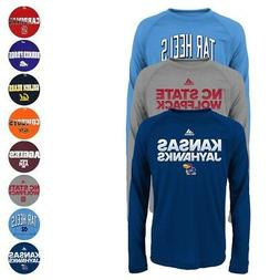 ncaa outerstuff and long sleeve performance t