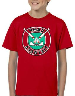 Bunk'D Camp Kikiwaka Youth Tshirt