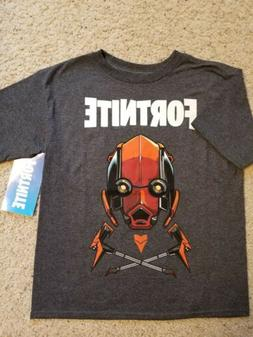 8 Fishstick. New with tags Fortnite t shirt youth boys size M
