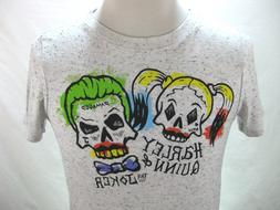 nwt suicide squad kids youth sz m
