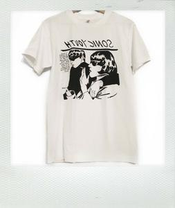 officially licensed sonic youth t shirt