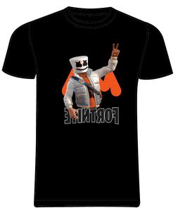 ORANGE MARSHMELLOW Fornite T shirt Youth Kids and Adult TEE
