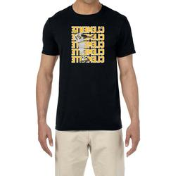Pittsburgh Pirates Roberto Clemente Text Pic T-Shirt