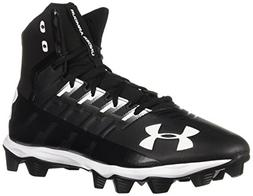 Under Armour Men's Renegade RM Wide Football Shoe, /Black, 9