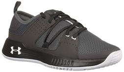 Under Armour Men's Showstopper 2.0 Sneaker, Graphite /Charco