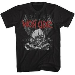 skid row t shirt youth gone wild