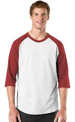 Sport-Tek raglan sleeve men's or youth baseball t-shirt,XXXX