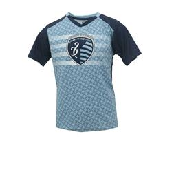 Sporting Kansas City Official MLS Apparel Kids Youth Size At