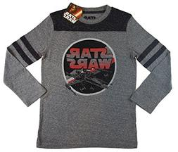 Hybrid Apparel Star Wars X-Wing Starfighter Long Sleeve Boys
