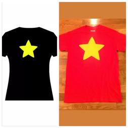 Steven's Universe Star Shirt Unisex T Shirt Youth S- Adult X