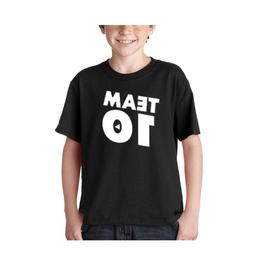 Team 10 TEN Kid's T-Shirt Jake Paul New Way Youth Tee