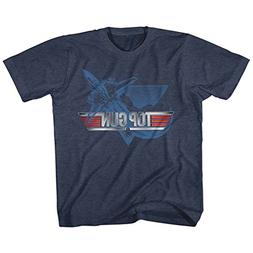 Top Gun 1980s Military Fighter Jet Blue Action Movie Youth B