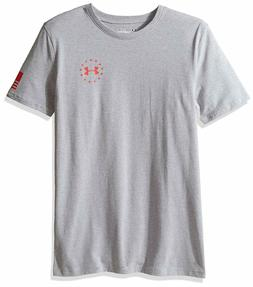 under armour boys freedom flag t shirt