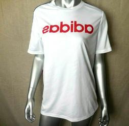 ADIDAS UNISEX YOUTH SOCCER SPORTS JERSEY T SHIRT TEE SIZE XL