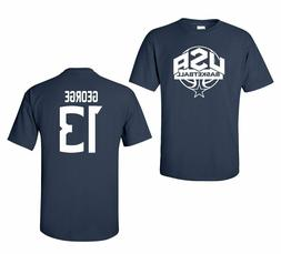 USA Men's Basketball Team Paul George Men's T-Shirt Youth &