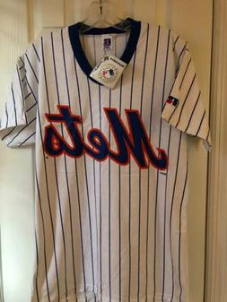 Vintage Russell Athletic NY Mets TShirt Youth L - new/tags -