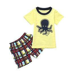 Hot Sale!!Woaills 2-7 Years Old Toddler Kid Baby Boys Cartoo