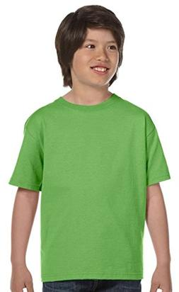 Fruit of the Loom Youth 6 Oz, 100% Cotton Lofteez HD T-Shirt