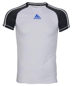 Adidas Youth Athletic Performance Climalite T-Shirt, White /