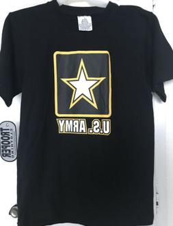 Youth Boys Clothes US Army T-Shirt Size L