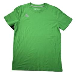adidas Youth Boys The Go To Tee Green Shirt LOOK S, M, L