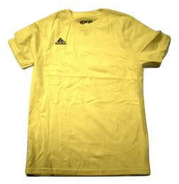 adidas Youth Boys The Go To Tee Shirt LOOK M
