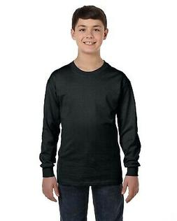 youth heavy cotton 5 3 oz long