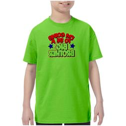 Youth Kids T-shirt I'm Going To Be A Big Brother k-451