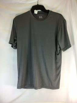 A4 Youth Large Grey T-Shirt NEW C-19