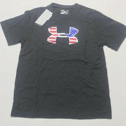 youth loose fit heatgear t shirt usa