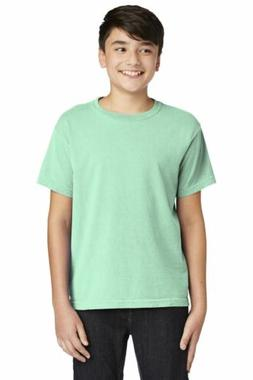 COMFORT COLORS 9018 Youth Midweight Garment Dyed 100% Ring S