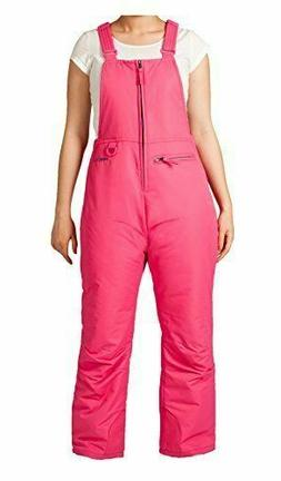 Arctix Youth Overall Insulated Snow Bib Pants - Extra Large