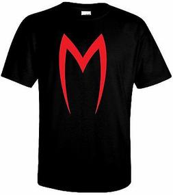 youth red m speed racer t shirt